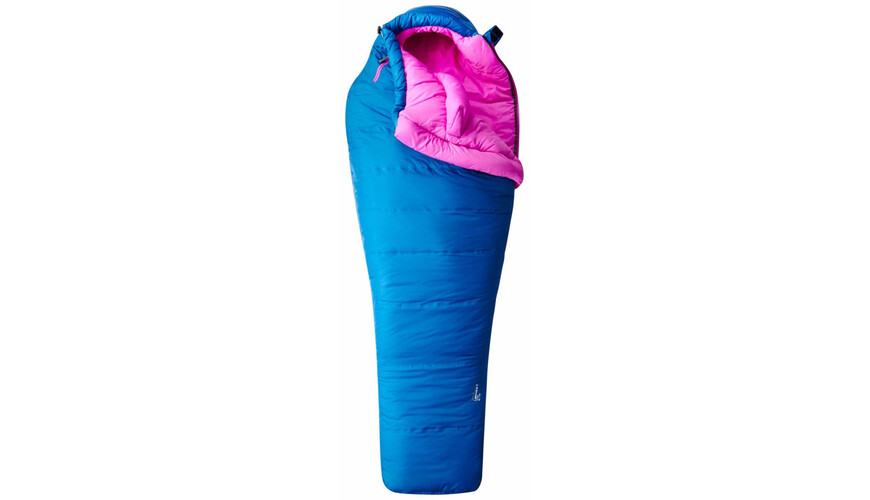 Mountain Hardwear W's Laminina Z Torch Sleeping Bag Regular Left Deep Lagoon